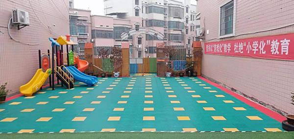 娄底园幼儿园亚顶翻新